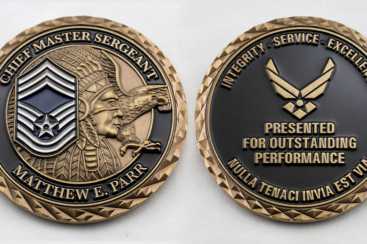 Gallery - All About Challenge Coins