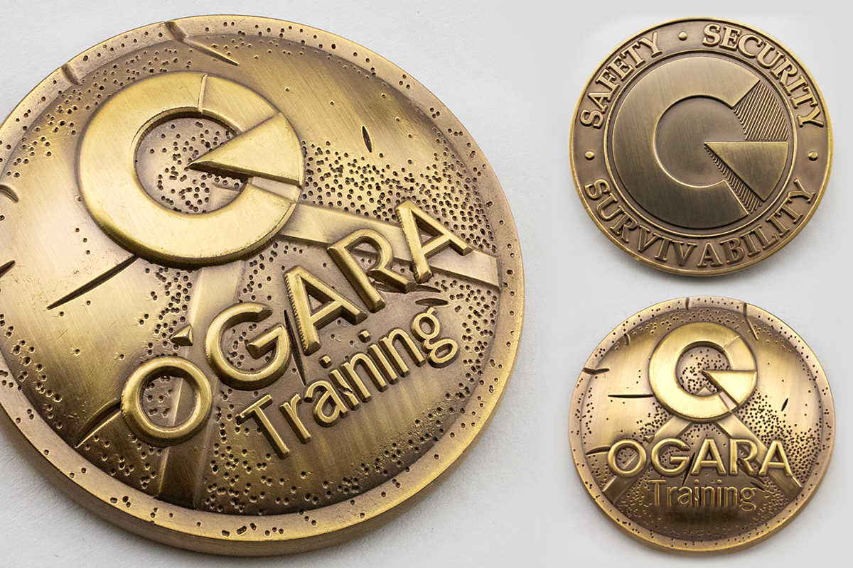 ogara-training-corporate-challenge-coin