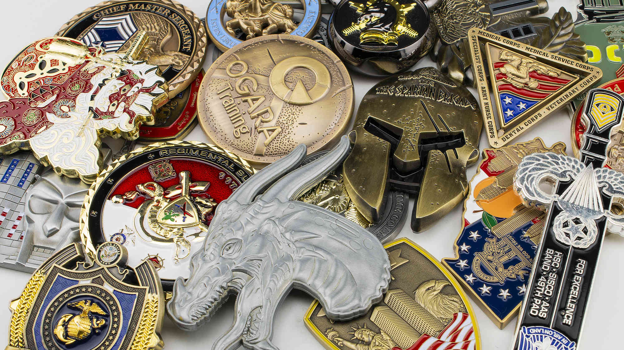 Welcome to All About Challenge Coins