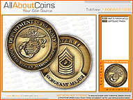 All About Challenge Coins-101