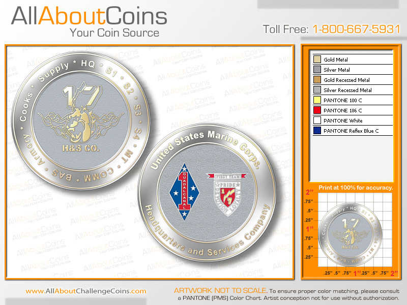 All About Challenge Coins-7