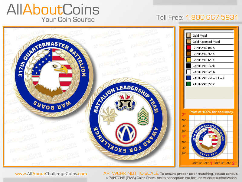 All About Challenge Coins-13