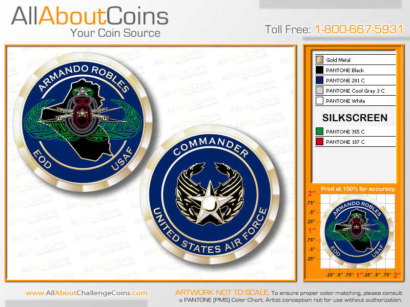 All About Challenge Coins-11
