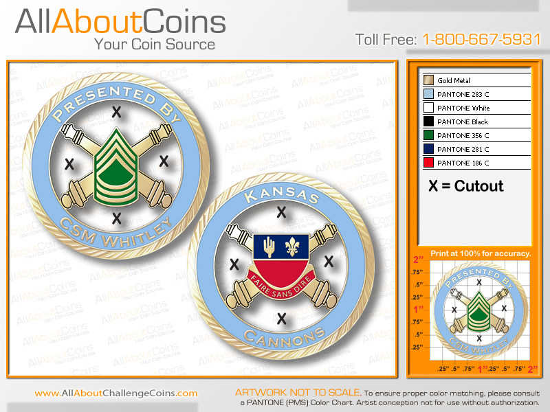 All About Challenge Coins-8