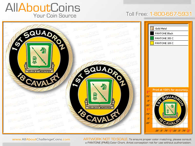 All About Challenge Coins-9